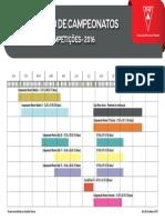 Calendario Competicoes Fmf 2016