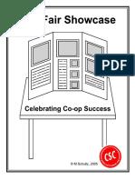 job fair showcase