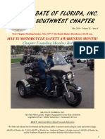 Southwest Chapter of ABATE of Florida May 2016