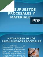Clase 005 Presupuestos Procesales y Sustanciales (1)