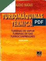 Turbomáquinas Térmicas - Claudio Mataix