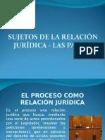 CLASE 006-Sujetos de La Relación Jurídica Procesal y Litisconsorcio (1) (1)
