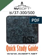 Quick Study Guide b737-300-500_r