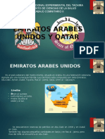 Diapositivar Mayra Unet Emiratos y Qatar
