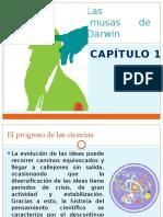 LAS MUSAS DE DARWIN CAPITULO 1
