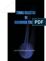 Temas selectos de Ingenieria Termica