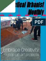 Publication design project