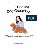 Estética canina Grooming