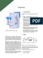 Disyuntor PDF