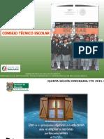Quinta Sesion Secundaria Febrero