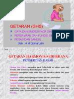 GETARAN-HARMONIS