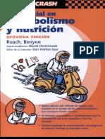 Crash Metabolismo y Nutricion 2da edicion.pdf