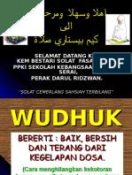 Wudhuk Ppki Skbs,Perak