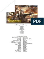 Traduzione Valkyria Chronicles by JrpgWorld