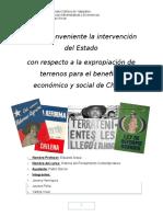 Reforma Agraria en Chile