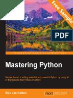 Mastering Python - Sample Chapter
