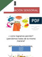 Disfunción Integrativa Sensorial