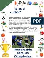 QUE ES EL FUTBOL Y PREPARACION DE OLIMPIADAS.docx