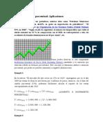 Aumentos y Disminuciones Porcentuales