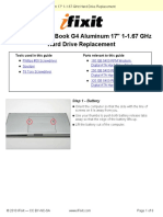 """iFixit 17"""" PBG4 HD Replacement Guide"""