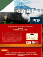 Presentación Coneii 2016 Oficial