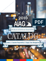 AIAG 2016 Catlog