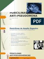 PENICILINAS Pseudomonas