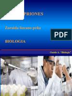 Tercer Capitulovirus y Priones