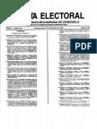 Gaceta Electoral 405 - 18 de Diciembre de 2007