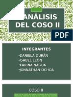 Análisis Del Coso II