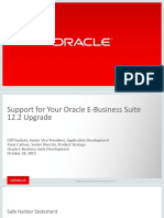 CON9850_Carlson-CON9850 - Support for Your Oracle E-Business Suite 12.2 Upgrade-final