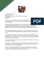 Tecnología Desarrollada en El IFUNAM Aplicada a Paleontología