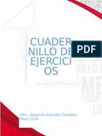 Cuadernillo de Ejercicios 9 y 14 ISO 9001