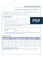 Aircraft Insurance Proposal_editable