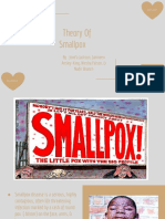 the theory of smallpox
