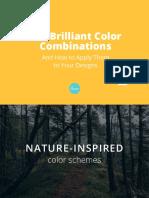 100 Brilliant Color Combinations