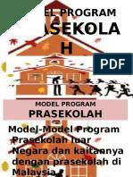 Model Program Prasekolah