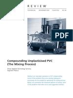 The Mixing Process PVC