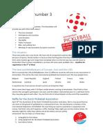 newsletter 3 pickleball tournament 2016  21-4