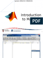 01_Introduction to MATLAB
