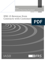 IFRS15 Basis for Conclusions