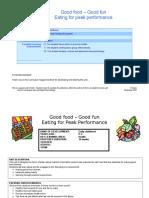 HealthPE-EC-Good Food Good Fun