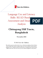 Bangladesh CHT Synthesis 2015