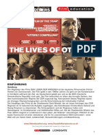 The Lives of Others Information