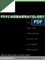 [Marisa Bortolussi, Peter Dixon] Psychonarratology
