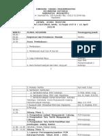 Buku Panduan MUSYCAB MUHAMMADIYAH Kutorejo - Copy