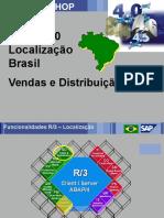 SAP SD - Dicas de Configurações - Localização Brasil