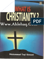 29674239 What is Christianity by Sheikh Mufti Taqi Usmani