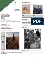 Cours 4° - Séquence lecture de l'image - Séance 2 - Polycopié élève - Images de presses