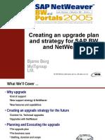 Berg - Upgrade Strategy v8